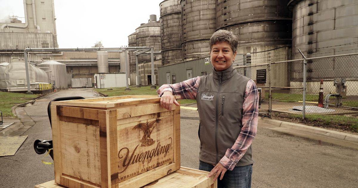Yuengling begins brewing beer in Fort Worth today, now that secret recipes were delivered in Texas